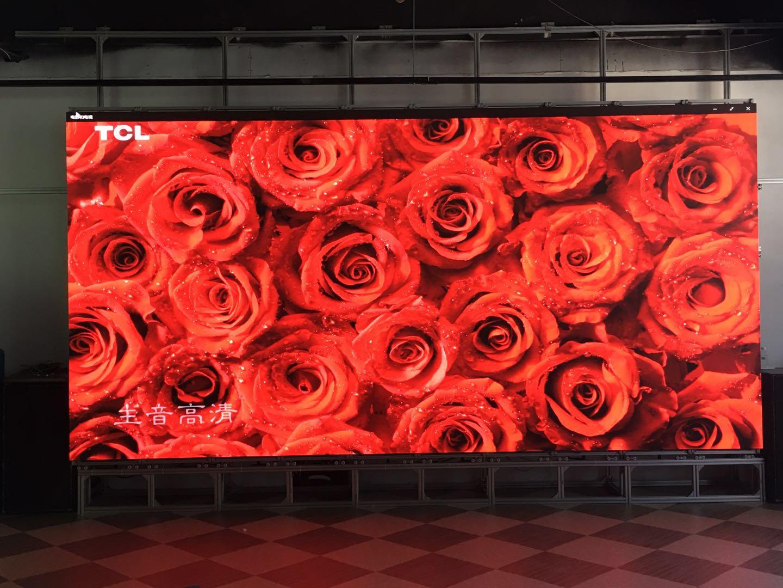 贵州大数据产业中心p2.5LED幕墙