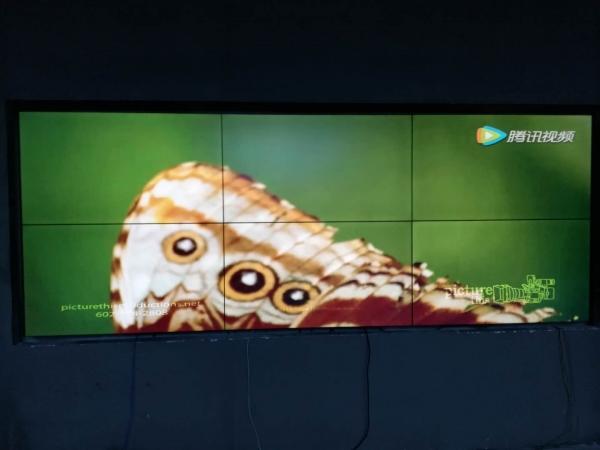 南山23拼接屏屏项目
