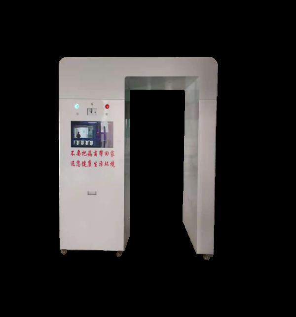 新长铖智能测温消毒一体机