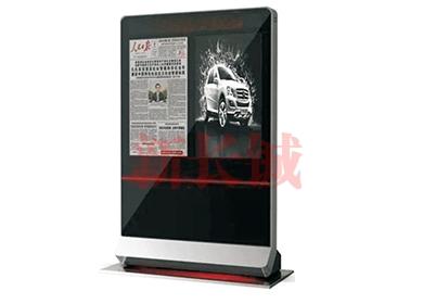 昆山液晶多媒体户外高亮广告机