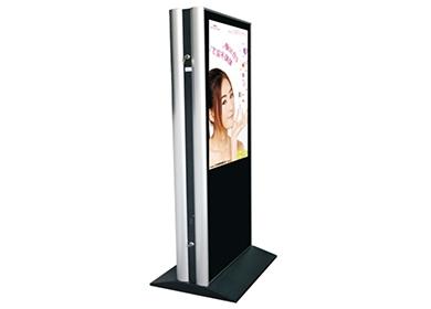 液晶双屏多媒体广告机