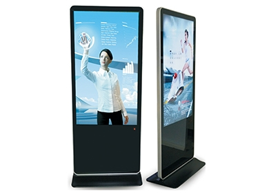 液晶智能互动广告机