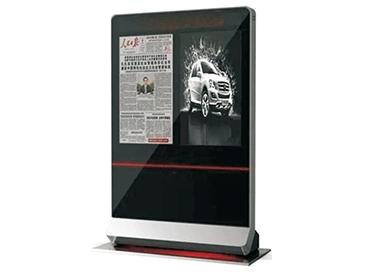 液晶多媒体户外高亮广告机